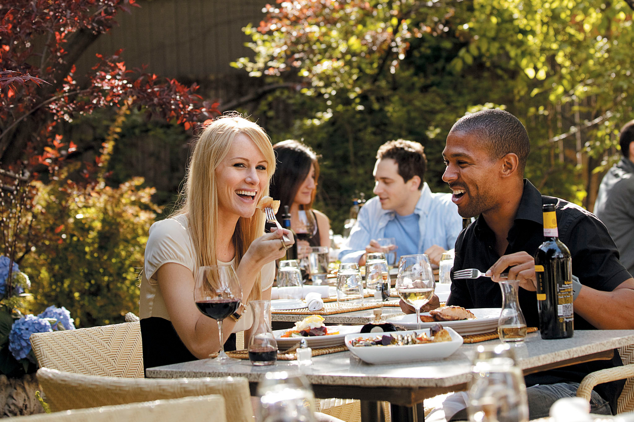 Best outdoor restaurants in Chicago