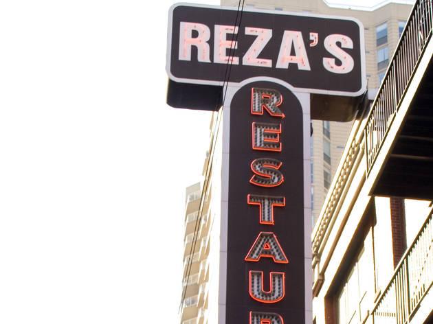 Reza's (CLOSED)