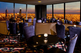 The Signature Lounge at the 96th