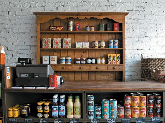 Spencer's Jolly Posh Foods