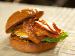 Sandwich Me In - Fried Egg BLT
