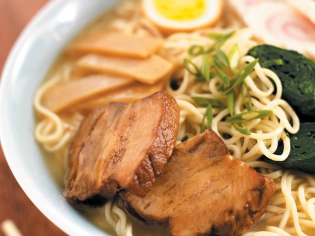 Noodles by Takashi Yagihashi