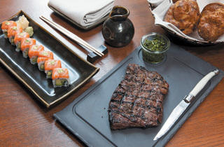 Stetsons Modern Steak and Sushi
