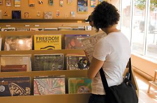 Record Store Day at Saki