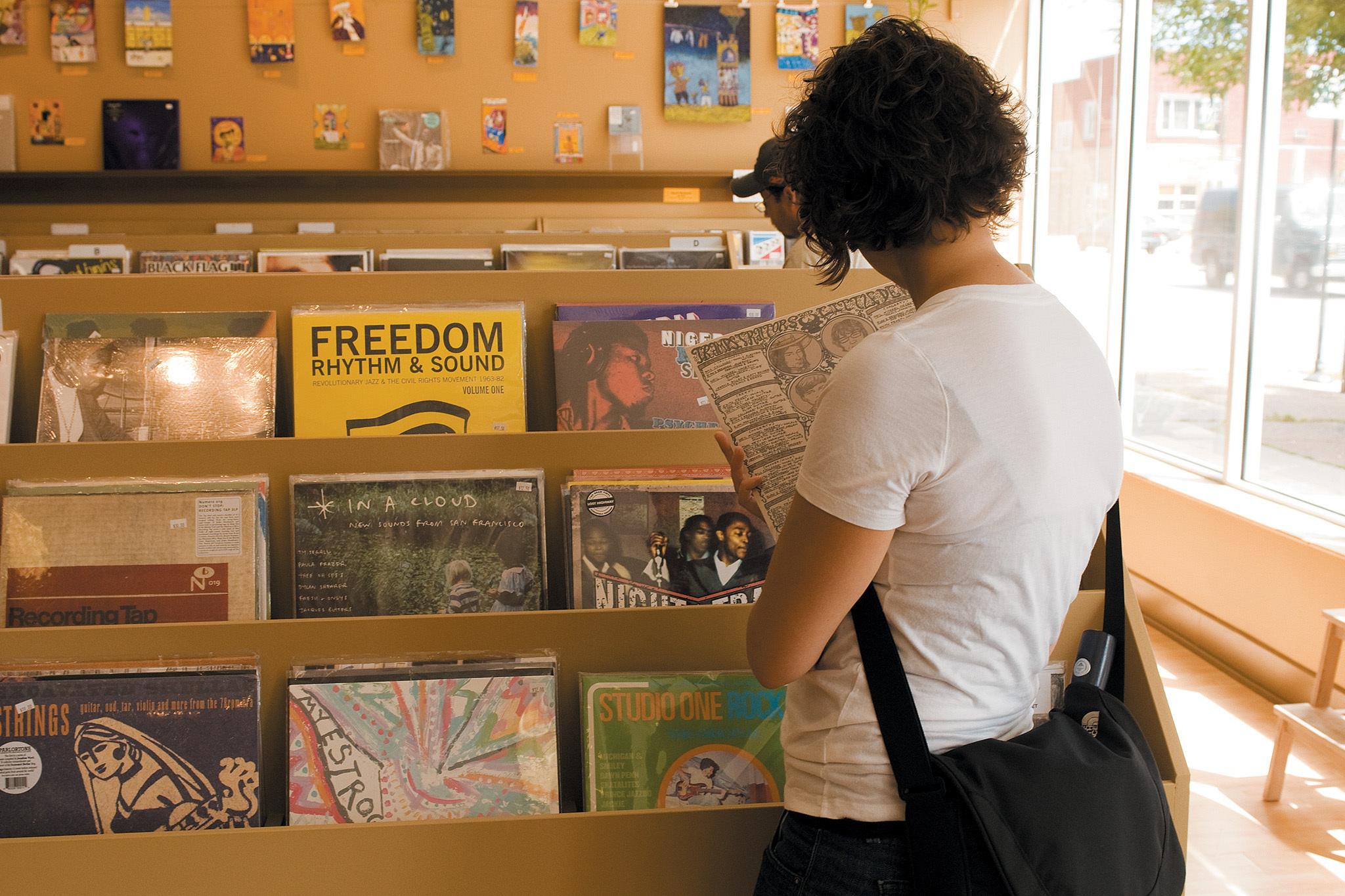 Logan Square record store Saki is closing