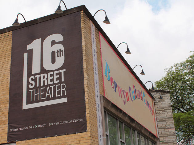 16th Street Theater at Berwyn Cultural Center