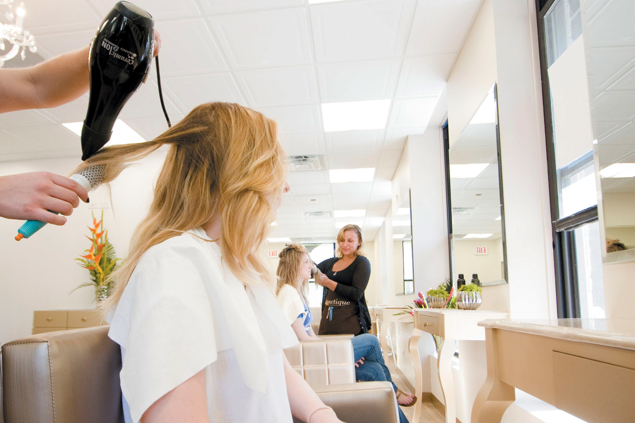 Best blowout salons