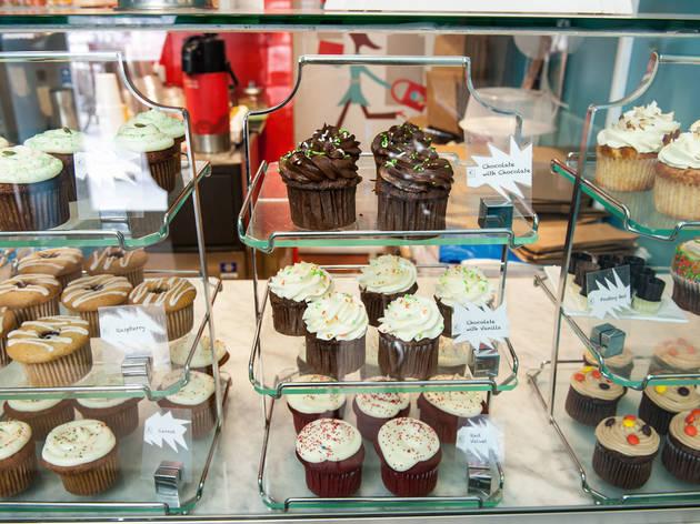 The Cupcake Counter
