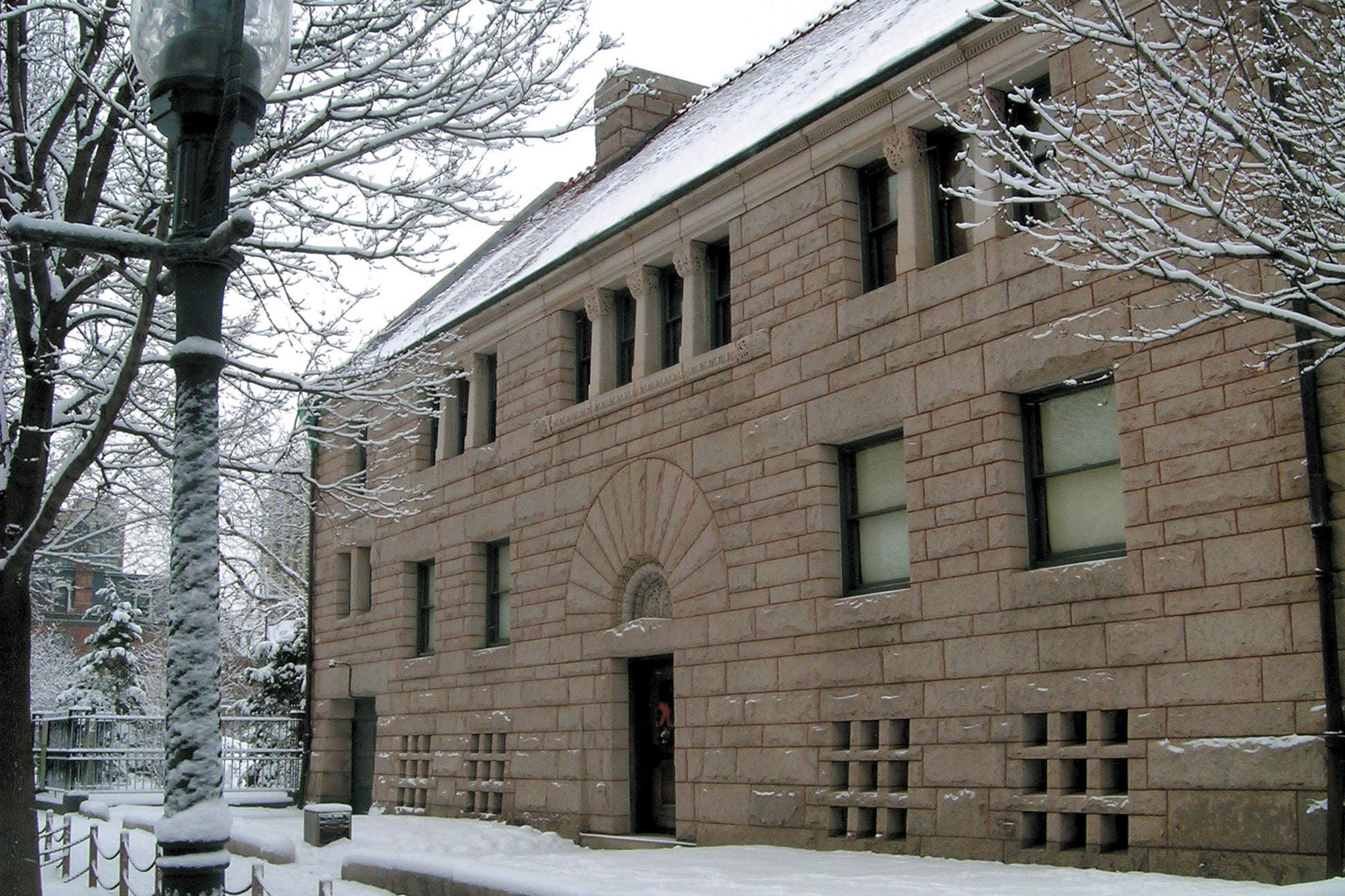 Free museum days in chicago for Glessner house