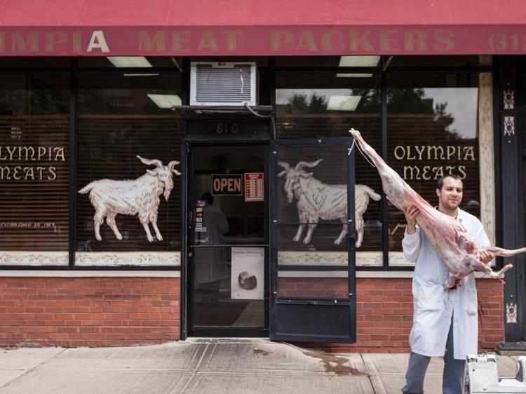 Olympia Meats