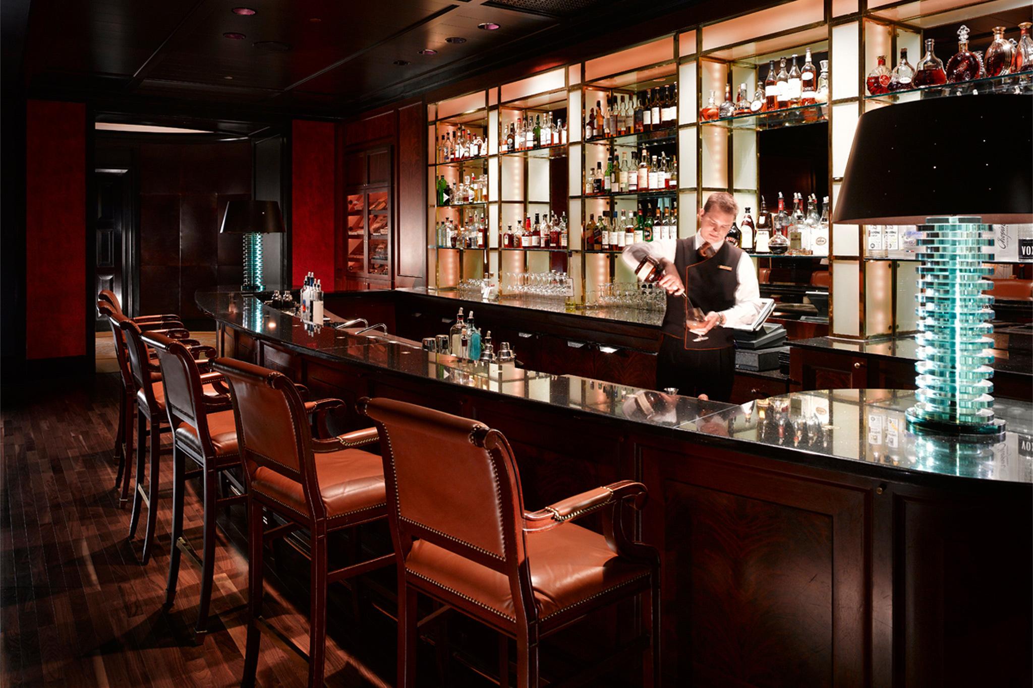 The Bar at Peninsula Hotel