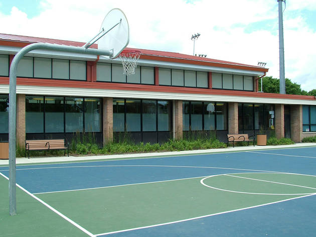 Fleetwood-Jourdain Community Center