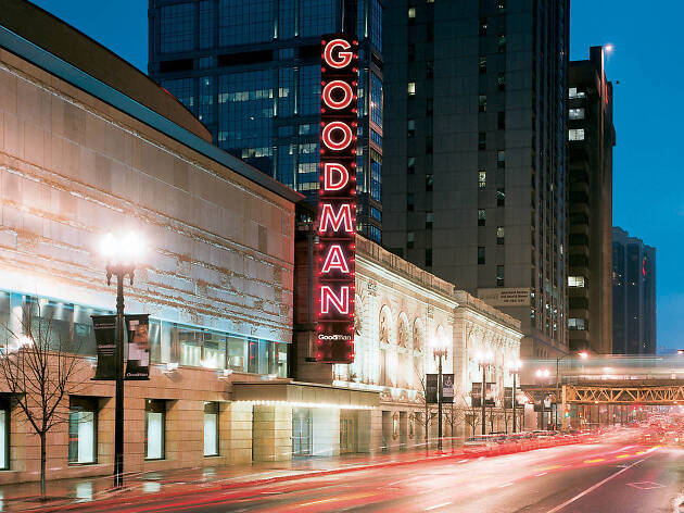 Goodman Theatre Chicago Il
