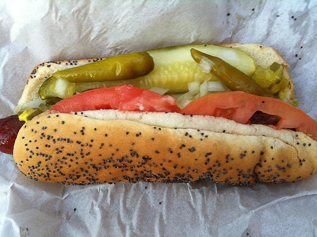 Huey's Hotdogs
