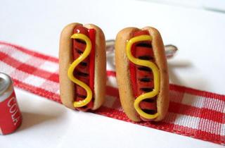 Chicago Hot Dog Onesie