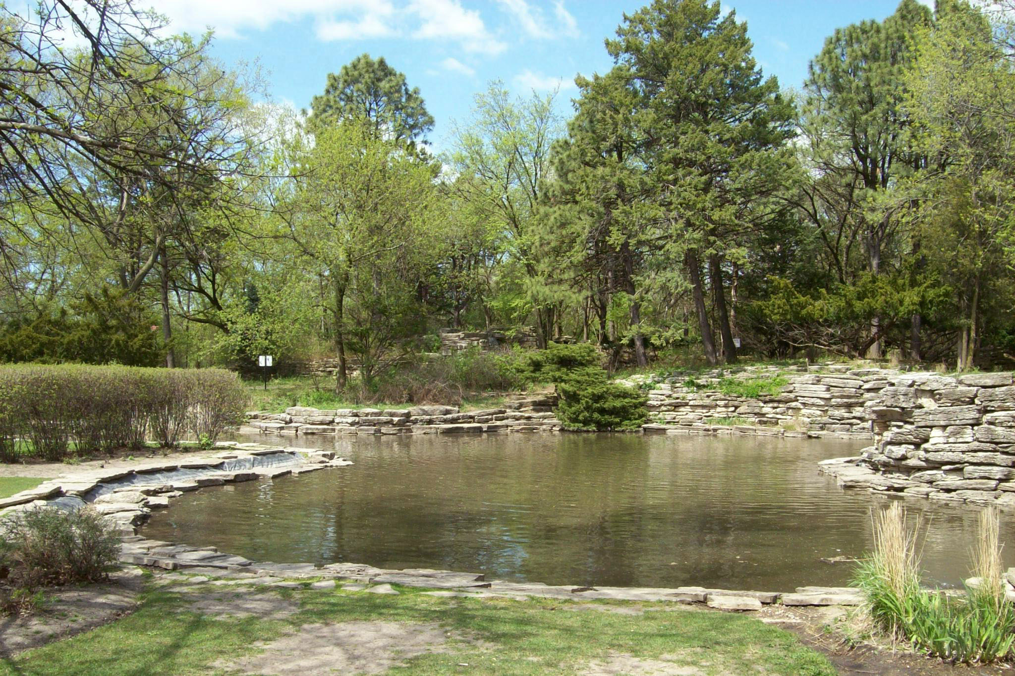 Visit the North Park Village Nature Center