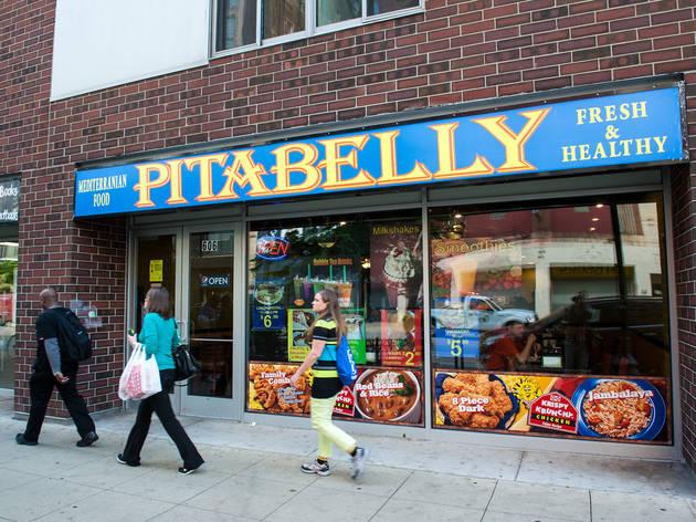 Pita Belly (CLOSED)