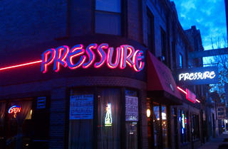 Pressure Billiards & Café