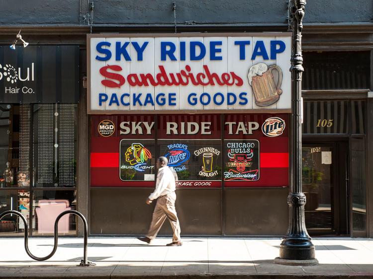 Sky-Ride Tap