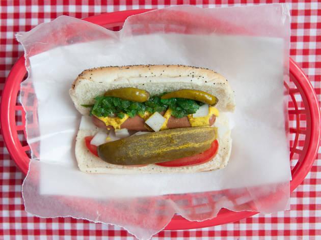 Gaper's Block Hot Dog Cookoff