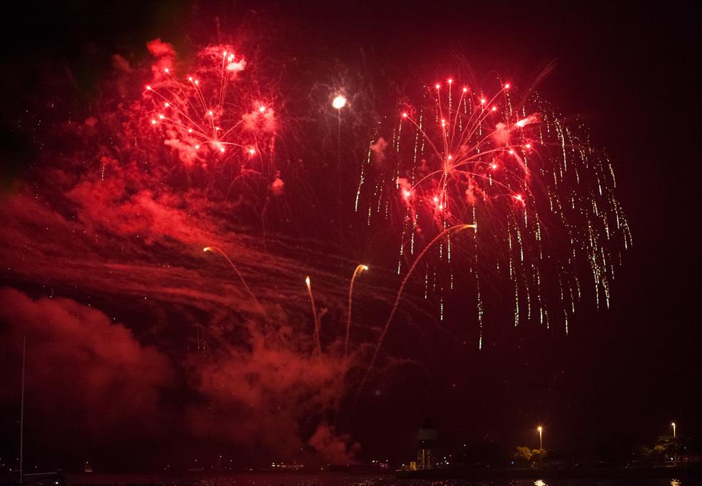 2013: Navy Pier fireworks