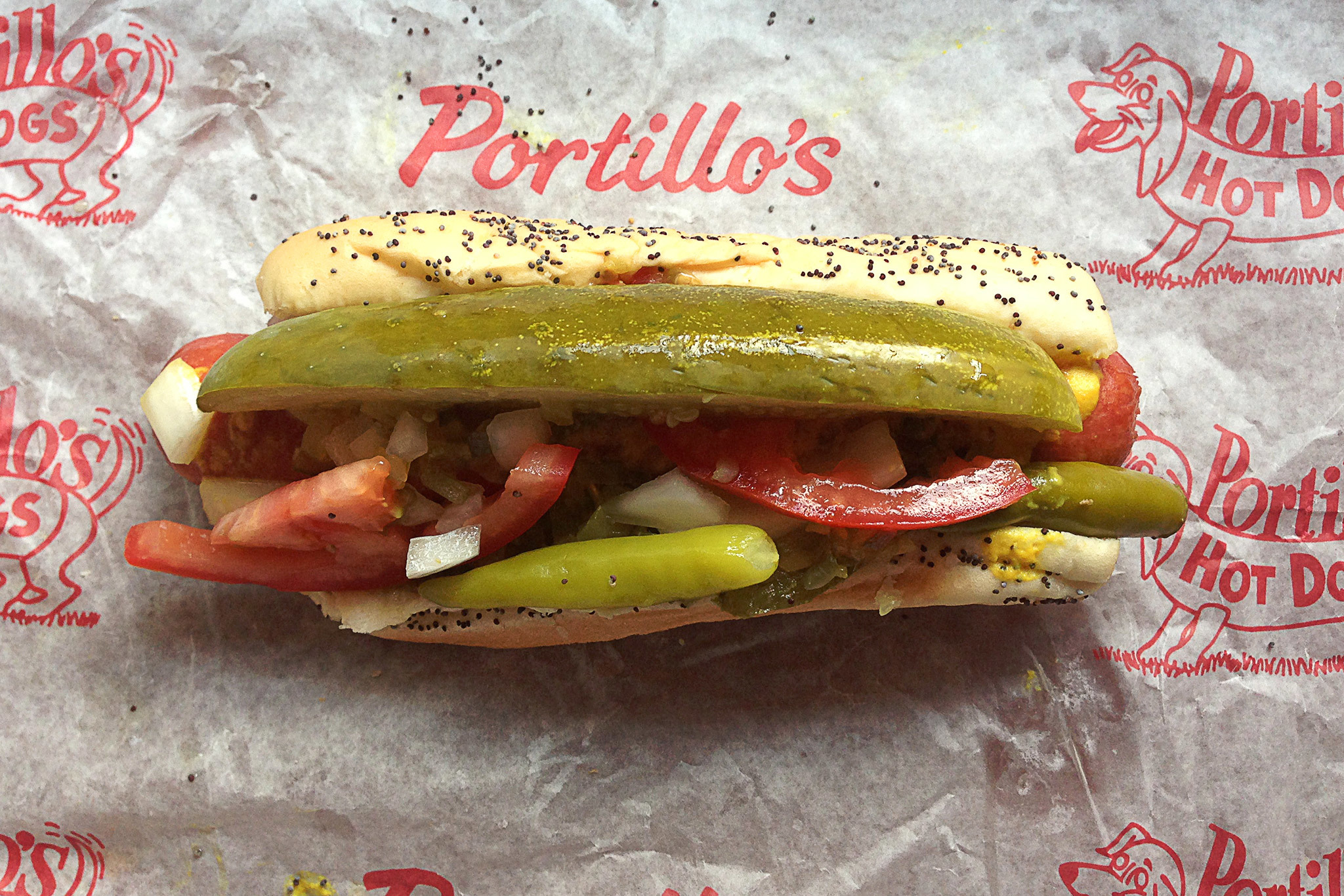 Honorable Mention: Portillo's