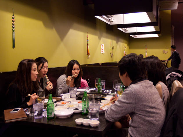 Tozi Korean Bbq Restaurants In Wicker Park Chicago