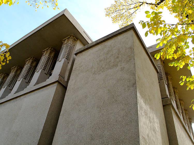Unity Temple, 875 Lake St, Oak Park