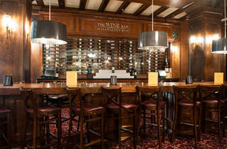 Wine Bar at the Walnut Room