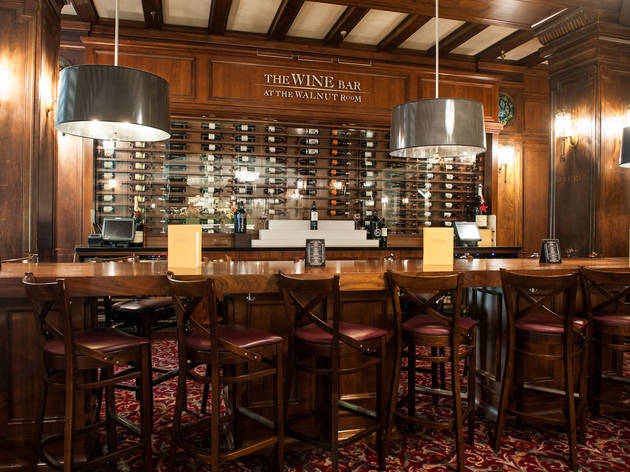 Wine Bar at the Walnut Room