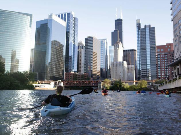 Wateriders Kayak