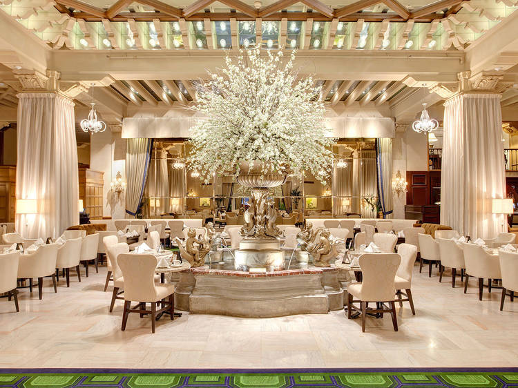 Palm Court at the Drake