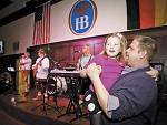 The Hofbrauhaus in Rosemont is one of the best kid-friendly bars in Chicago.