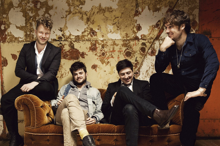 Mumford & Sons: interview