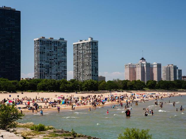 Foster Avenue Beach