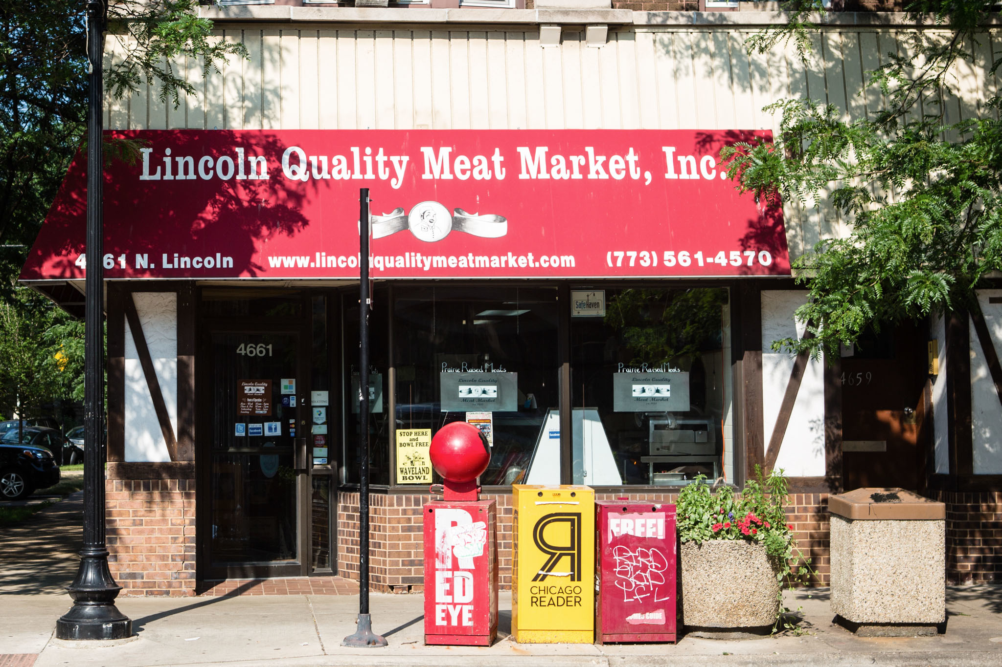 Lincoln Quality Meat Market