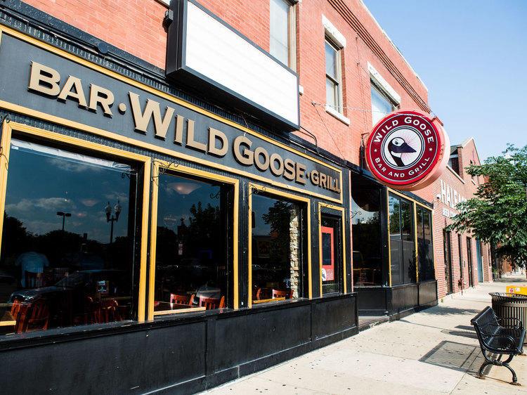Wild Goose Bar & Grill
