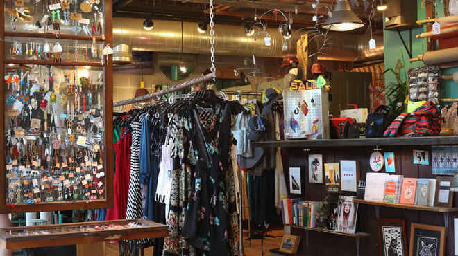 Where to shop in Logan Square