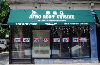 B and Q Afro Root Cuisine