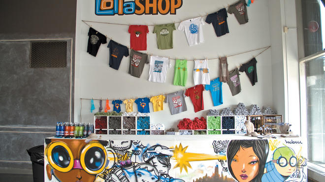 LollaShop