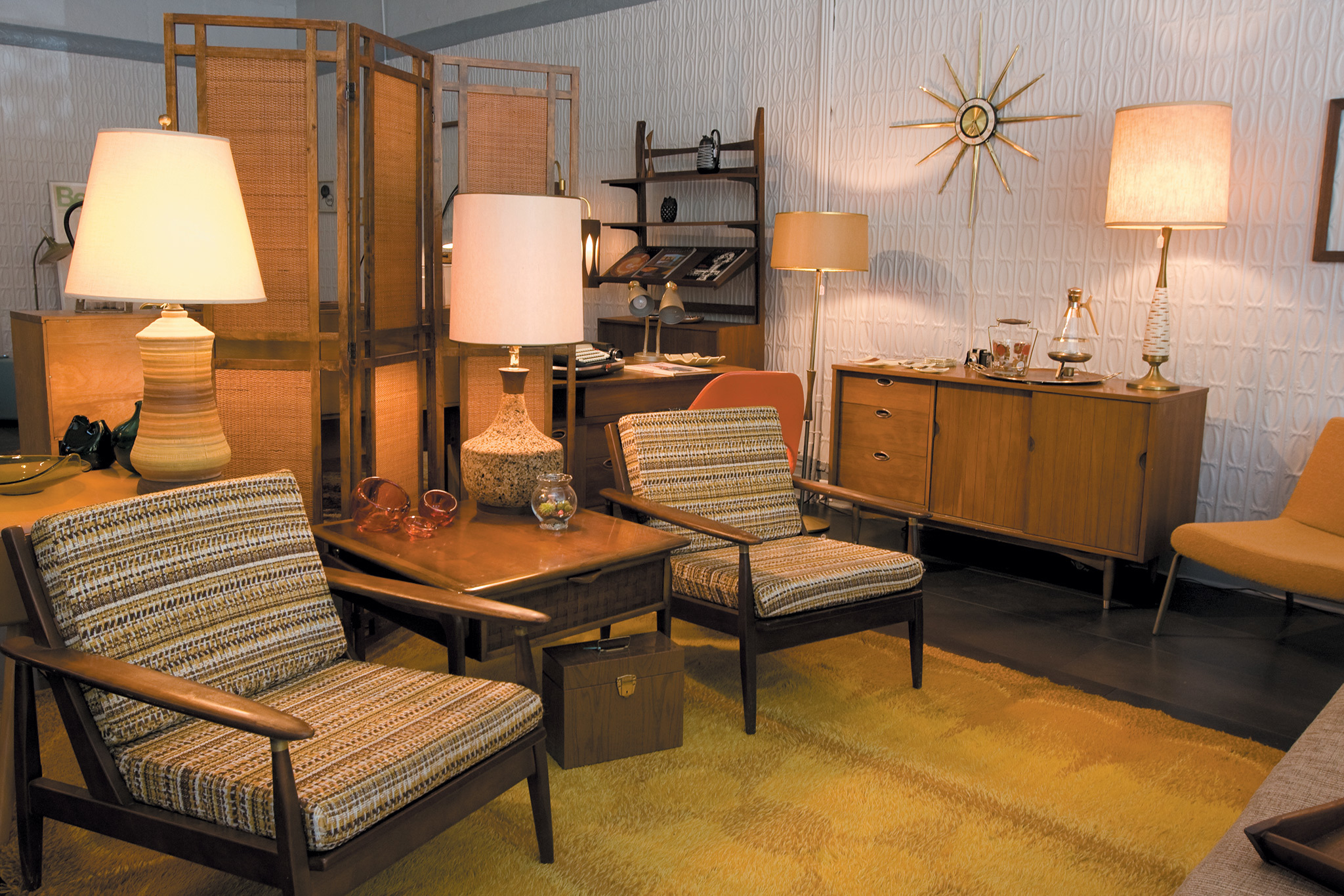 Modern Co op. Furniture stores in Chicago for home goods and home decor