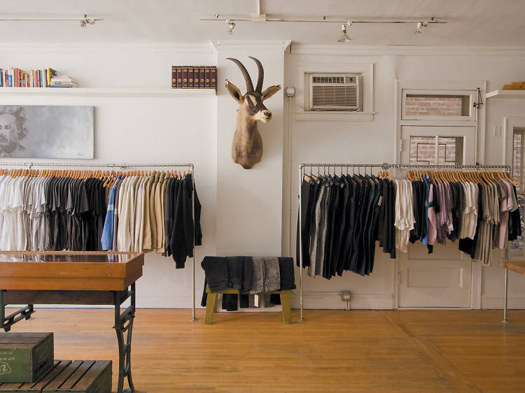 The best clothing stores in Chicago