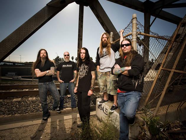 Lamb of God + Killswitch Engage