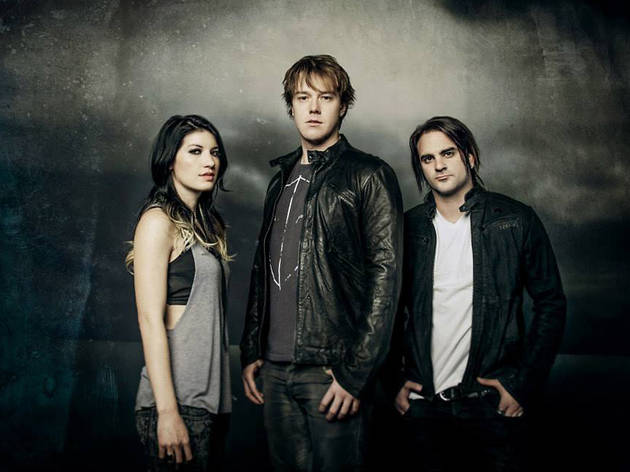 Sick Puppies + Charming Liars