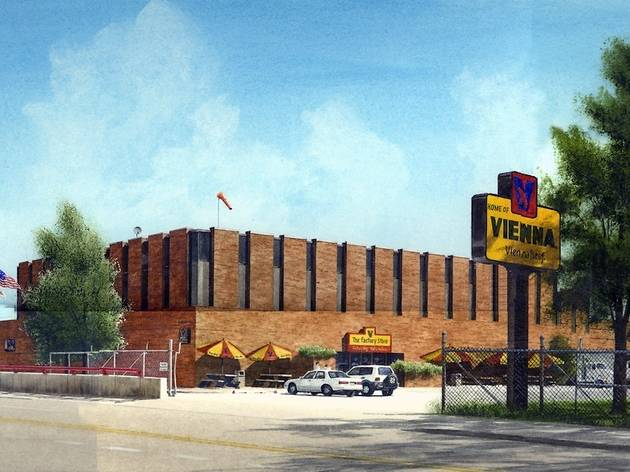 Vienna Beef factory tour