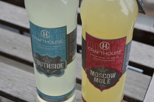 Left Coast and Crafthouse Cocktails Sunday Funday