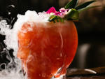 The four-rum Zombie punch is available at Three Dots and a Dash in River North.