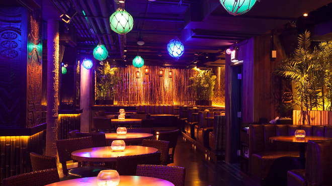 11 great holiday party spots
