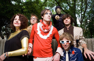 of Montreal + La Luz