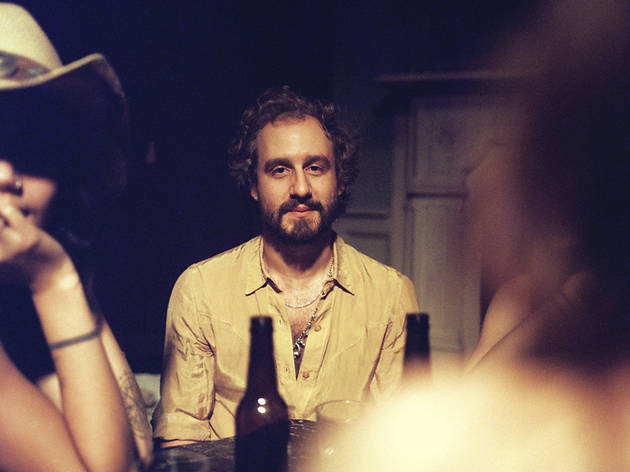 Lollapalooza 2014: Phosphorescent